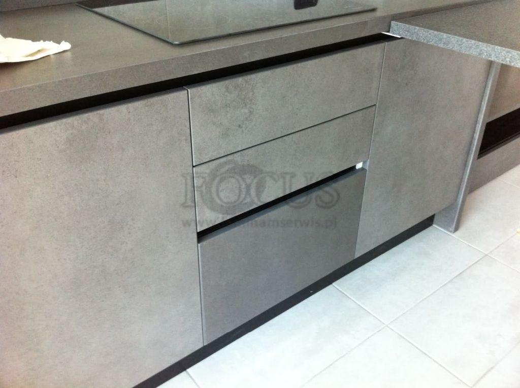 Oxide grigio laminamserwis niska cena blatu kuchennego w warszawie - Piano cucina kerlite ...