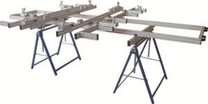 EasyWork stół do klejenia elementów pod kątem 45 stopni