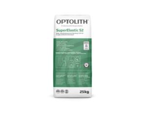 OPTOFLEX SuperElastic S2 - klej biały do płyt wielkoformatowych